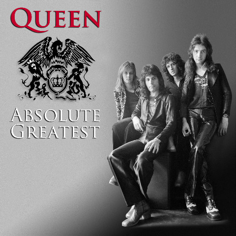 Queen - Absolute Greatest Hits (2009)