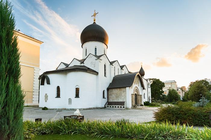 Марфо-Мариинская обитель, г. Москва./Фото: okoguide.com
